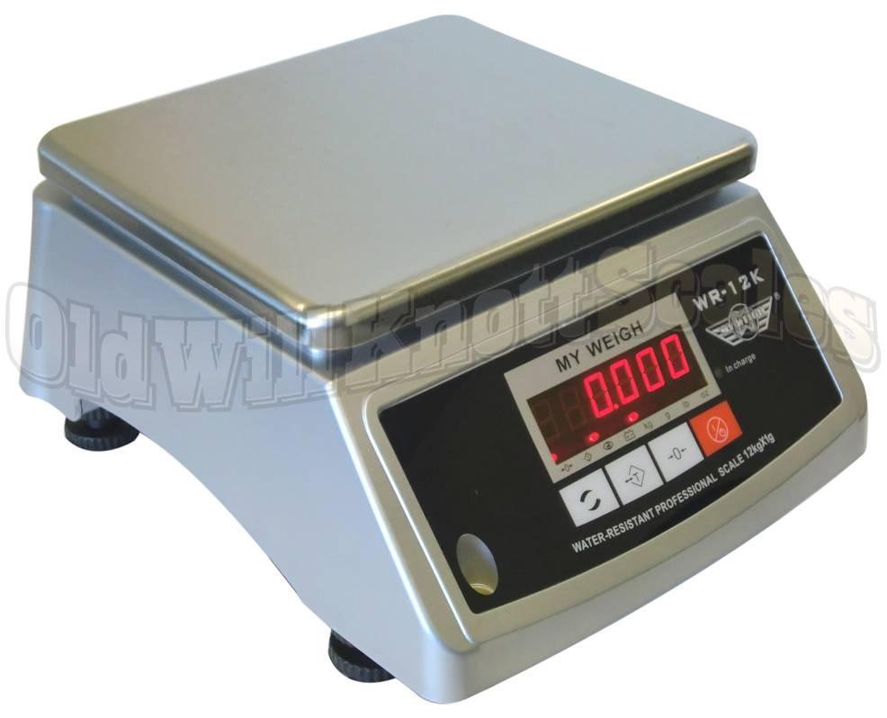 My Weigh Wr 12k