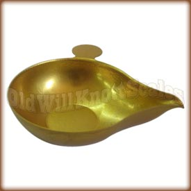 Ohaus - 30020842 - Gold Scoop