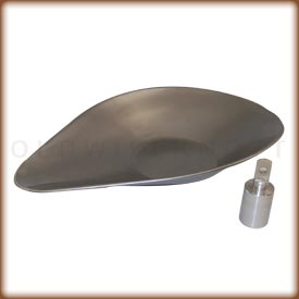 Ohaus 703-S0 Scoop & Weight