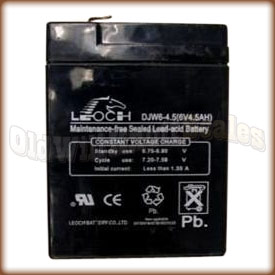 Ohaus 71168359 Replacement Battery