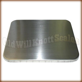 Ohaus 80251248 Stainless Steel Pan Cover