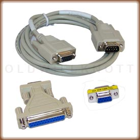 Ohaus 80500431 25 Pin RS232 Cable