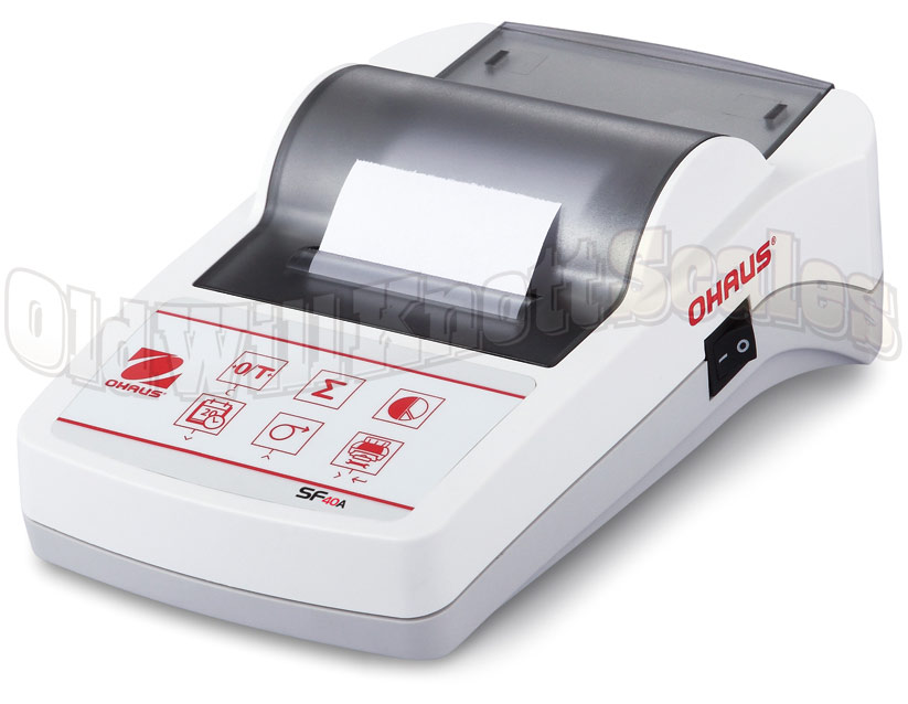 Ohaus SF40A Impact Printer