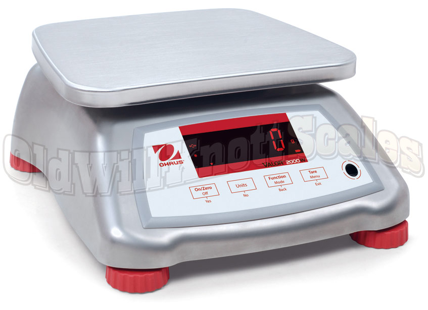Ohaus Valor 2000W V22XWE15T AM