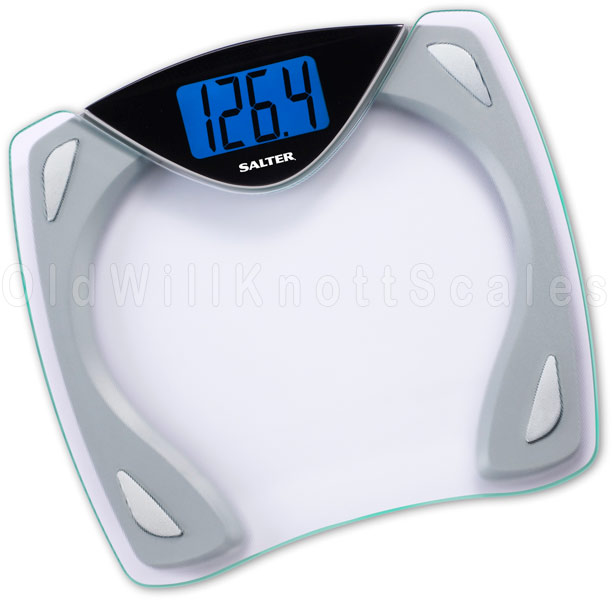 Taylor 9075 Electronic Bathroom Scale View Larger Image