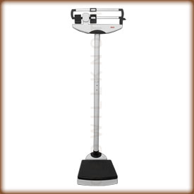 Seca 700 Pound & Kilogram Model - Height Rod Included
