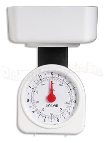 Taylor 3719 Retro Food Scale