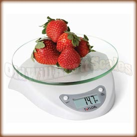 Taylor 3831WH  taylor,3831wh,3831,biggest loser scale,food scale,kitchen scale,digital,