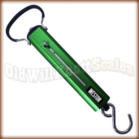 Weston Sportsmans 150# Pull Type Spring Scale